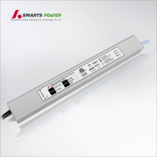 UL 12v 4a 48w ultra slim thin led power supply for bathroom LED mirror