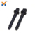 Railway parts supplier black railway spike For Railroad equipment