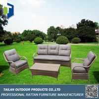 Rattan Garden Furniture With Weather Resistant
