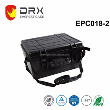 Professional shockproof protective plastic camera case waterproof