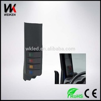Wholesales auto accessory high quality led light switches for Boat/cars