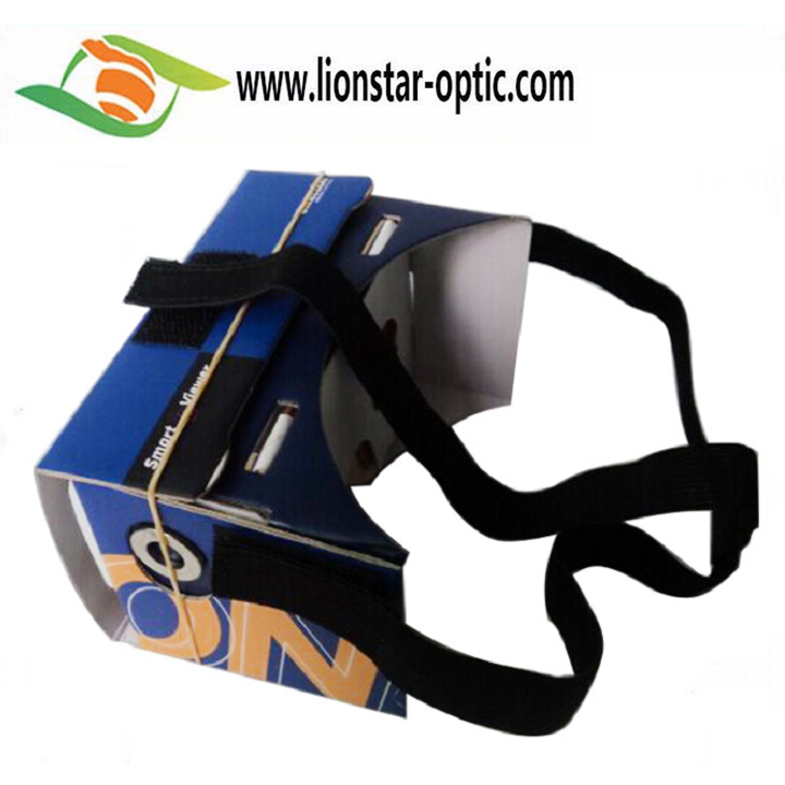90%-95% DISCOUNT virtual reality goggles 3d cardboard vr 360 degree google cardboard version 1