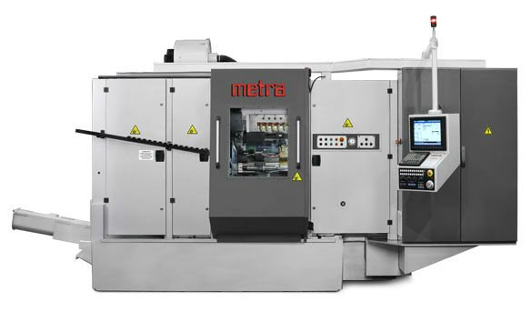 METRA CNC Chuck Multispindle machine