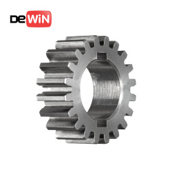 Factory supplies free samples high precision steel spur sinter pinion gear