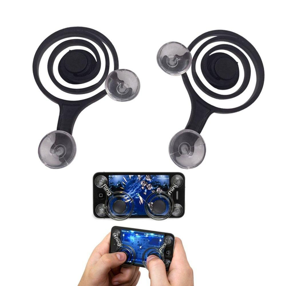 Mini Plastic Fling Joystick Touch Screen Joypad Game Handle <strong>Controller</strong> For iPhone/Ipad/ Android Mobile Phone