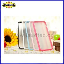 Matte PC Hard Case for iPhone 5 Cover,TPU Bumper,More Colors Available,Laudtec