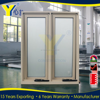 General Aluminum Windows from YY factory supplying solutions for Aluminium double glazed windows & doors