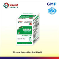 Guangxi veterinary herbal natural medicine to treat cough