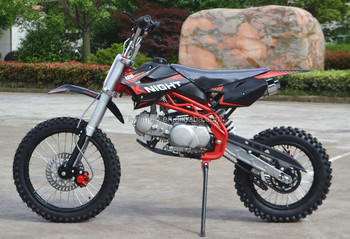 110cc 125cc dirt bike KICK START 4 STROKE