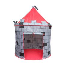 Knight Castle Design Play Tent
