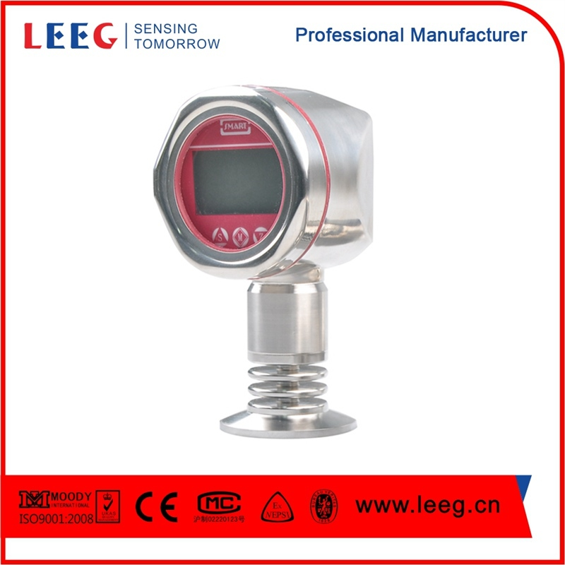 Manufacturers high quality relative pressure transmitter with hart protocol