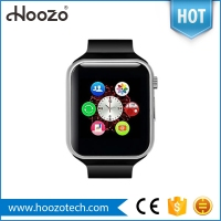 Large supply factory promotion price smart watch nfc sim card water proof