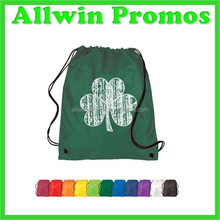 OEM cheap satin drawstring bag,Draw String Bag