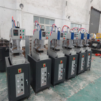 Single head welding machine Lock-hole Processing Machine for Aluminum and PVC Door & Wi