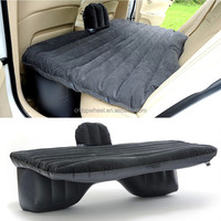 Original Factory Wholesale PVC Back Seat Cushion Air Mattress Car Inflatable Travel Bed Adult