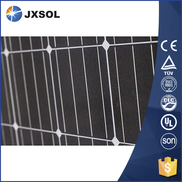 best price per watt black color 280w mono solar panel pv module