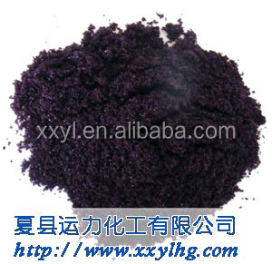 Chromium Nitrate nonahydrate 98% Industrial Grade