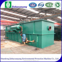 High efficient QFJ type automatic dissolved air floating machine