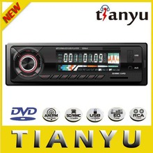 Cheap but good value TY-5206U universal 1 din car support sd/mmc card player