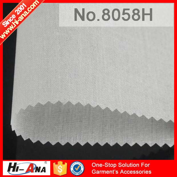 hi-ana fabric3 Best hot selling China production necktie interlining