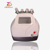 Best Selling Product World Ultrasonic Cavitation Radio Frequency Machine Cavitation RF