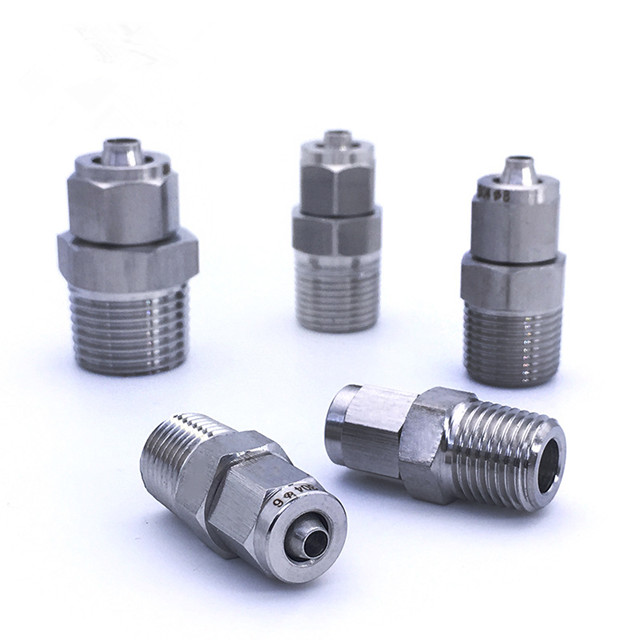 free shipping Stainless Male Quick connect <strong>Fitting</strong>