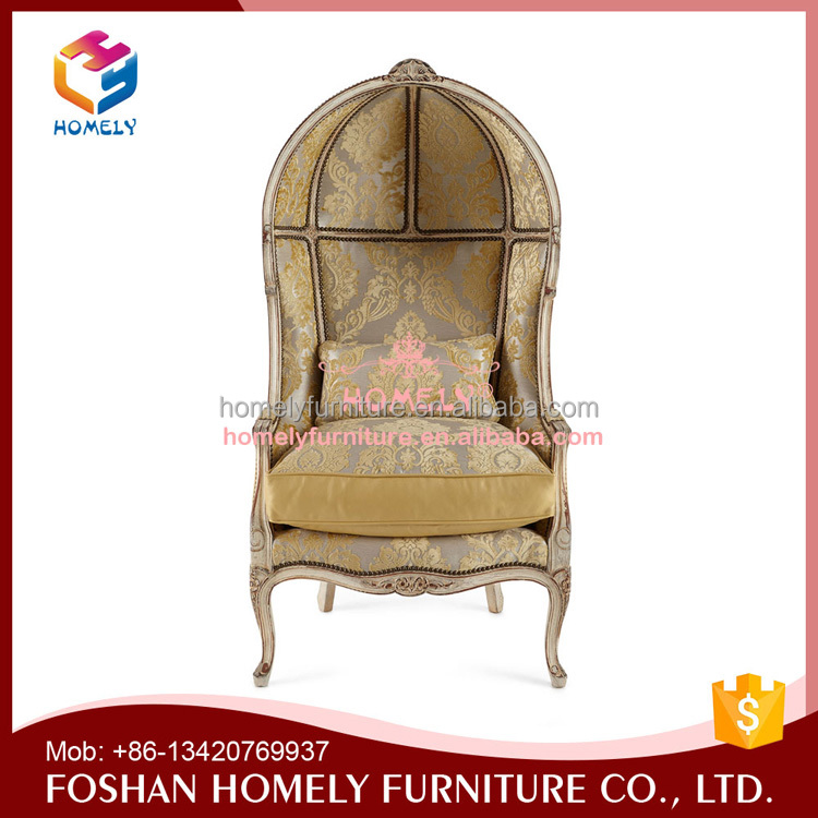 royal wedding throne mandap chair HLY-K22
