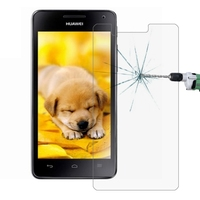 In stock 0.26mm 9H+ Surface Hardness 2.5D Explosion-proof Tempered Glass Film for Huawei U9508