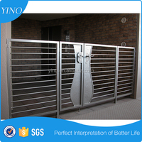 Factory direct wholesale simple new design iron gate IG-1-092