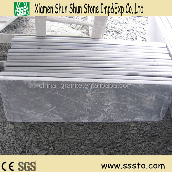 Hot Sale Black Slate Stair Step for Outdoor Paving