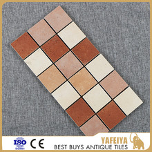 Chinese factory decoration antique bathroom porcelain mosaic tile picture