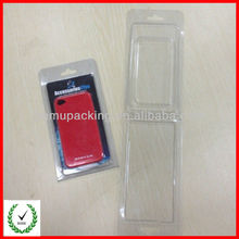 Cheap clamshell blister packing for mobile accessories manufacturer