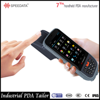 Android5.1 OS Digital Persona Fingerprint Scanner/ Biometrics Fingerprint Reader/ 2D Barcode Scanner with Dual Sim Card
