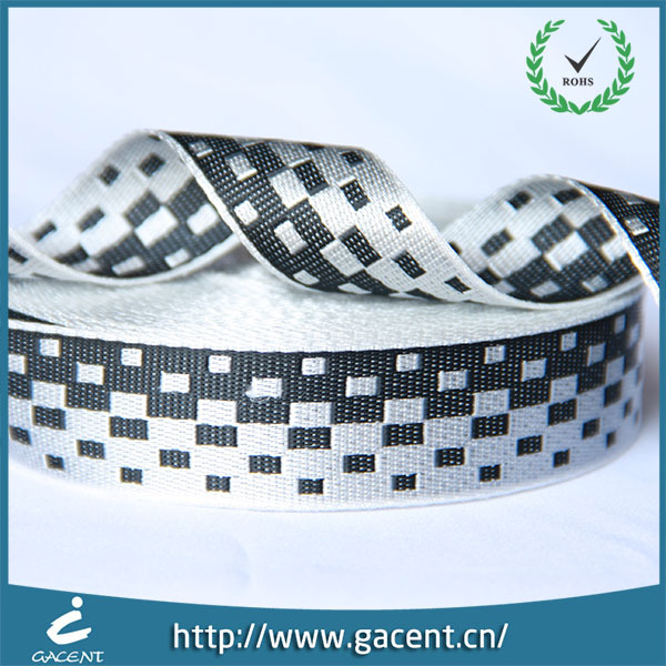 Wholesale High Quality Woven Jacquard Ribbon