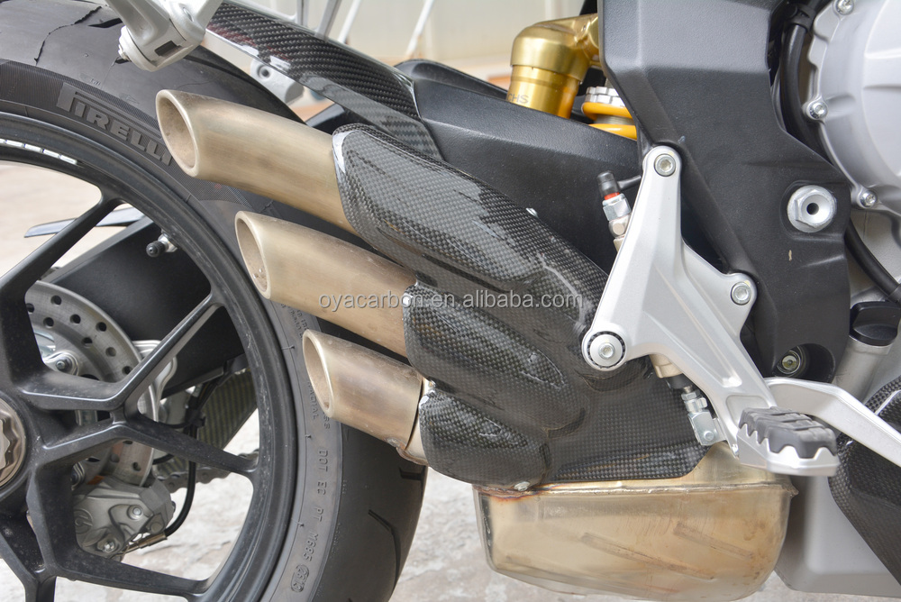 Motorcycle Carbon Parts for MV Rivale 800 2014