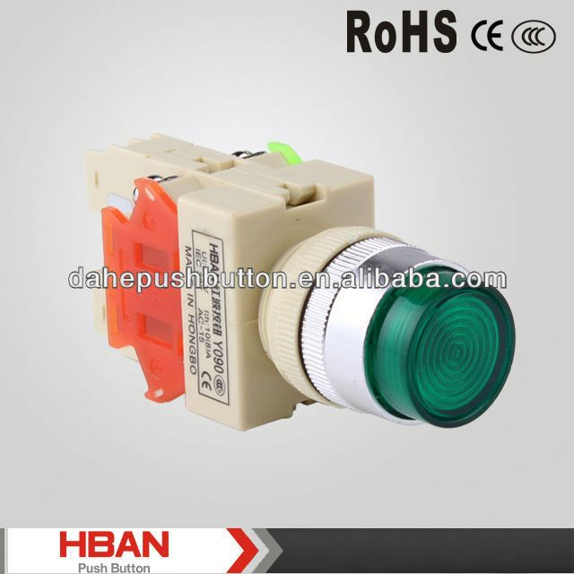 CE ROHS light touch micro switch