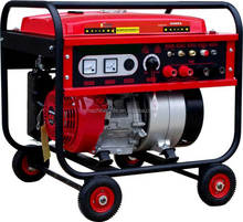 OHV Engine 200A Arc Gasoline Welding Generator