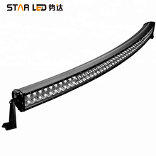 50 inch curved 288w waterproof 28800lm 12 24 volt diving off-road led light bar for jeeps, truck