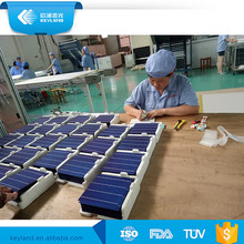 keyland Small PV production line solar panel manufacture for pv module