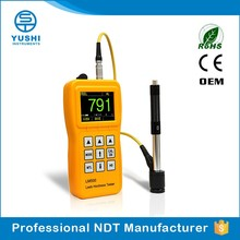 LM500 Portable Digital Durometer Leeb Hardness Tester Used For Metal