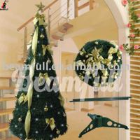 POP-UP Folding Christmas Tree With Ornaments 2013