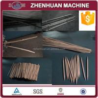 Automatic Bamboo Toothpick Making Machine From China