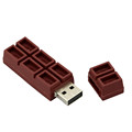 alibaba in russian PVC chocolate cartoon USB flash drive for gifts