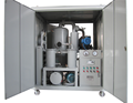 Enclosed Oil Filtration Machine Vacuum Insulating Oil Regeneration Purifier