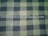 100% polyester two side brush one side antipilling printed polar fleece , baby print polar fleece fabric