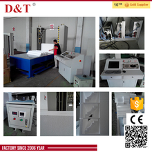 2D CNC hot wire foam cutting machine with 2 axis