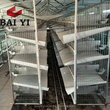BAIYI Low Carbon Steel Wire Mesh Rabbit Cage For Sale