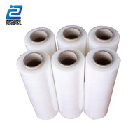 China hand and machine 100% new row material pallet LLDPE plastic stretch film/wrapping film