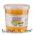 Excellent Quality Taiwan 3kg TachunGho Lemon Popping Boba