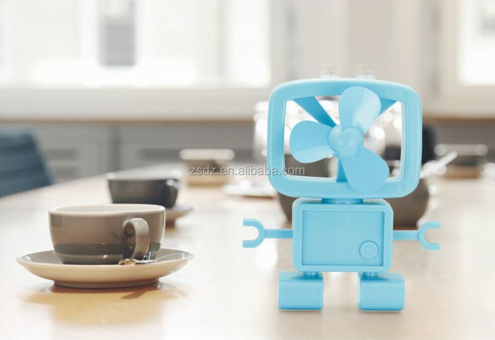 2015 hottest product for robot usb fan